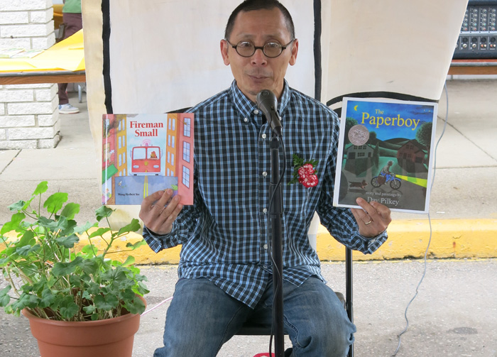 wong herbert yee on indies first storytime day