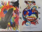 lithographs by Karel Appel