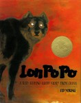 Young won the 1990 Caldecott Medal for illustrating Lon Po Po, his version of a Red-Riding Hood story from China.