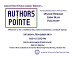 AuthorsToThePointe2015 Flyer Print Version