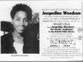 Jacqueline Woodson event card