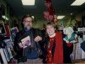 Valentine party, 1985