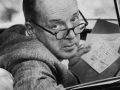 Vladimir Nabokov and index cards.