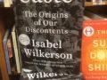 Isabel Wilkerson's Caste - a top bestseller!